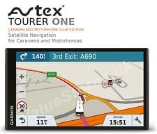 Avtex Tourer One Caravan Club Edition