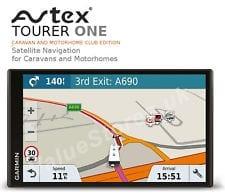 Avtex Tourer One Caravan Club Edition