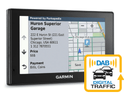 Garmin DriveSmart 51 LMT-D (Central EU Maps)