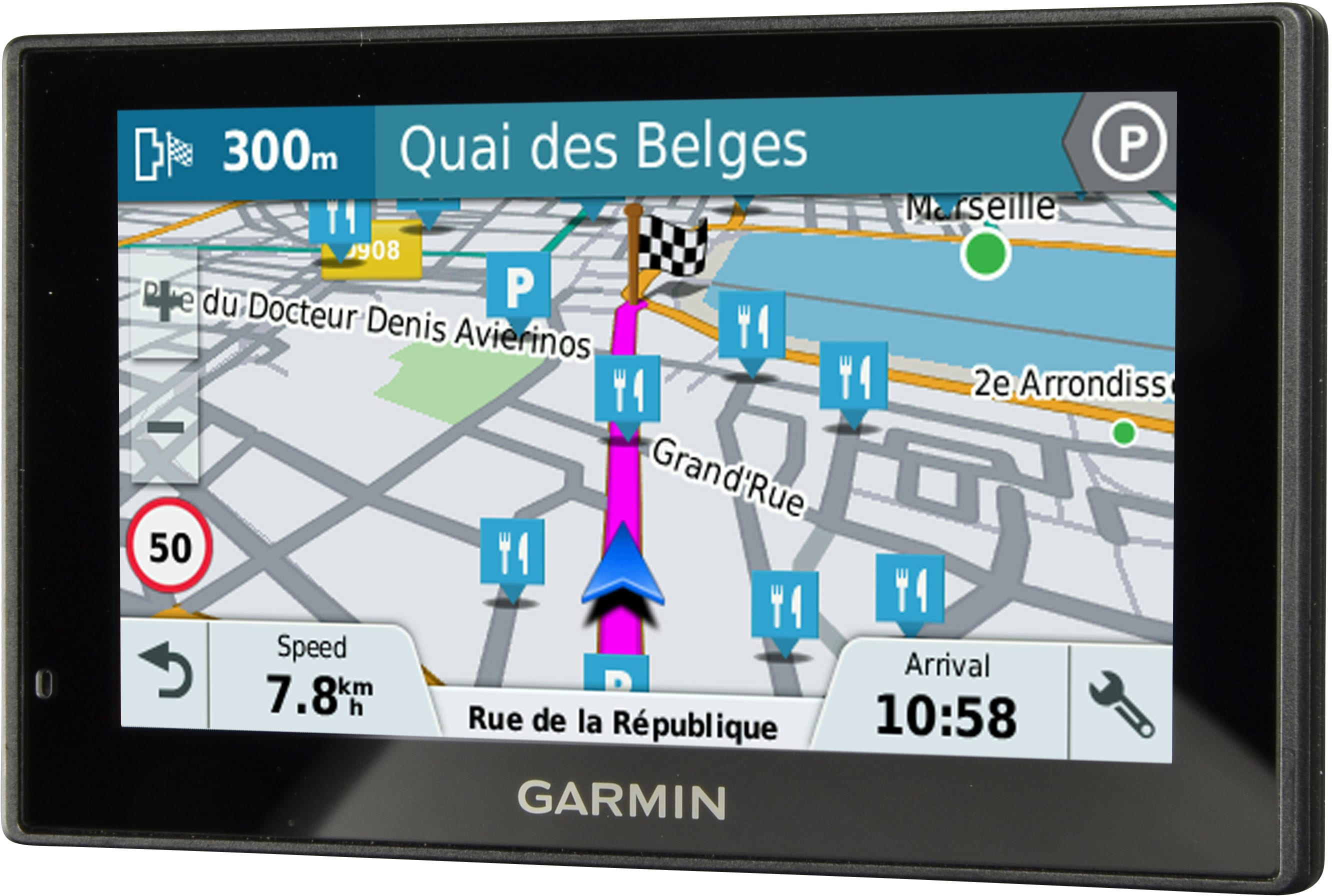 Garmin DriveSmart 51 LMT-S (UK Maps)