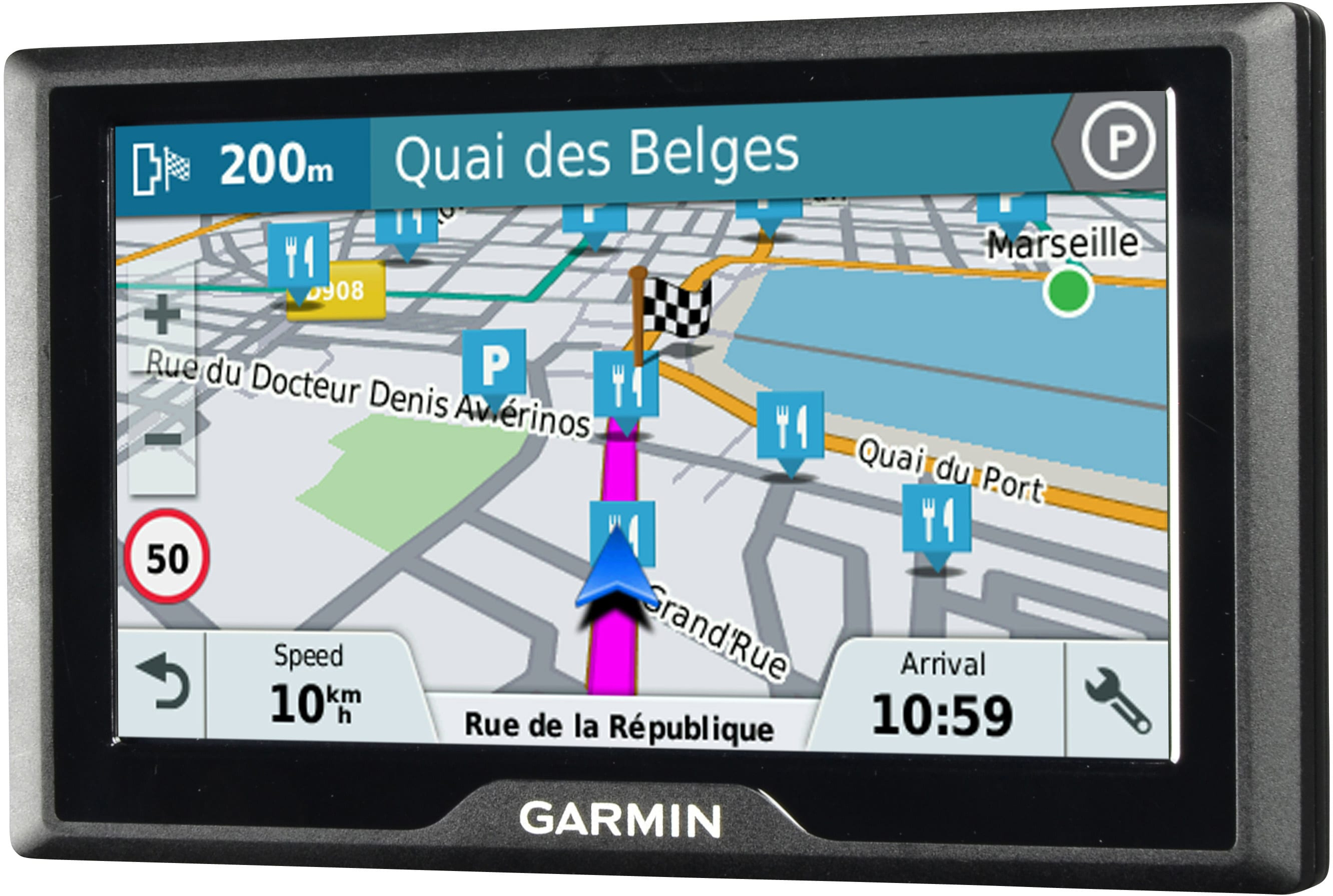 Garmin Drive 51 LMT-S (UK Maps)