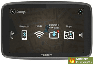TomTom Go Professional 6200