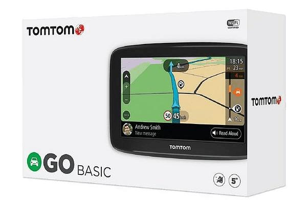 TomTom GO Basic 5″