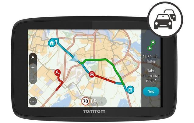 TomTom Go Premium 6″