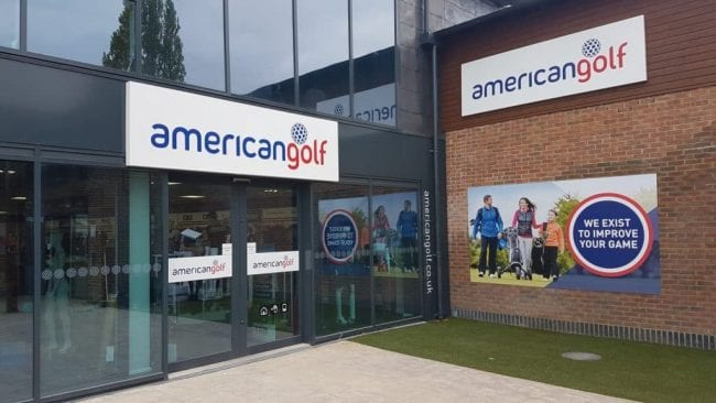 American Golf GPS - Bournemouth