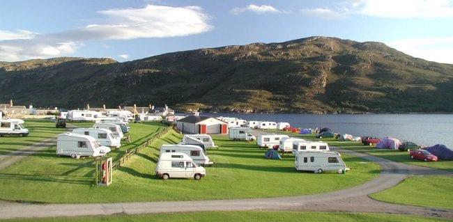 Camping Sat Nav