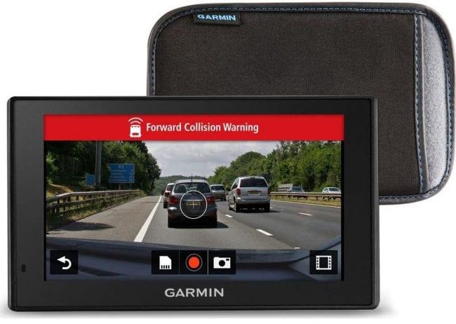 Garmin Collision Detection on Drivesmart 61