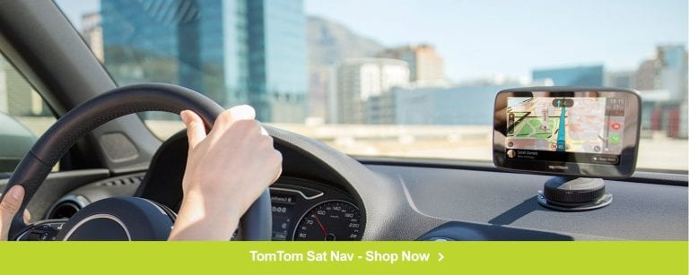 Amazon Sat Nav Deals