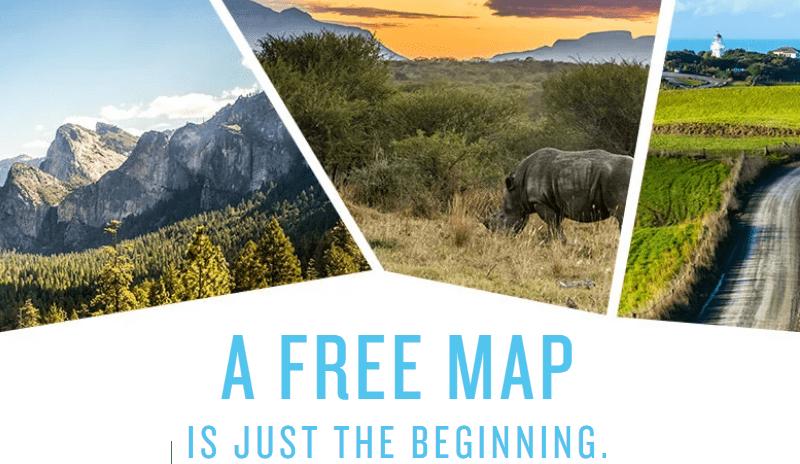 Garmin Free Map Spring 2019