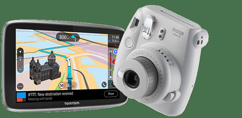 Free Instax Mini 9 Camera