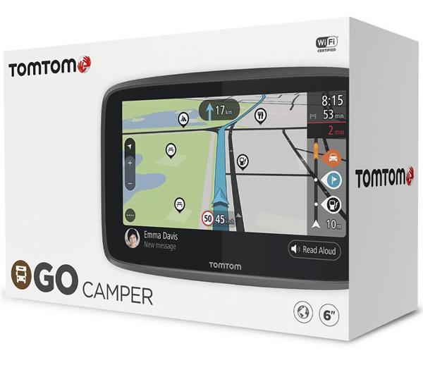 TomTom Go Camper
